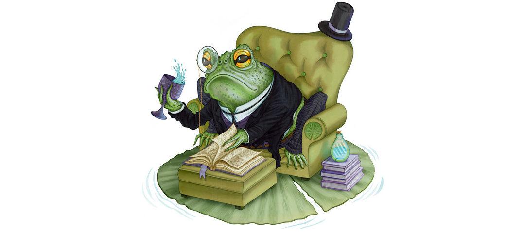 Frog logics