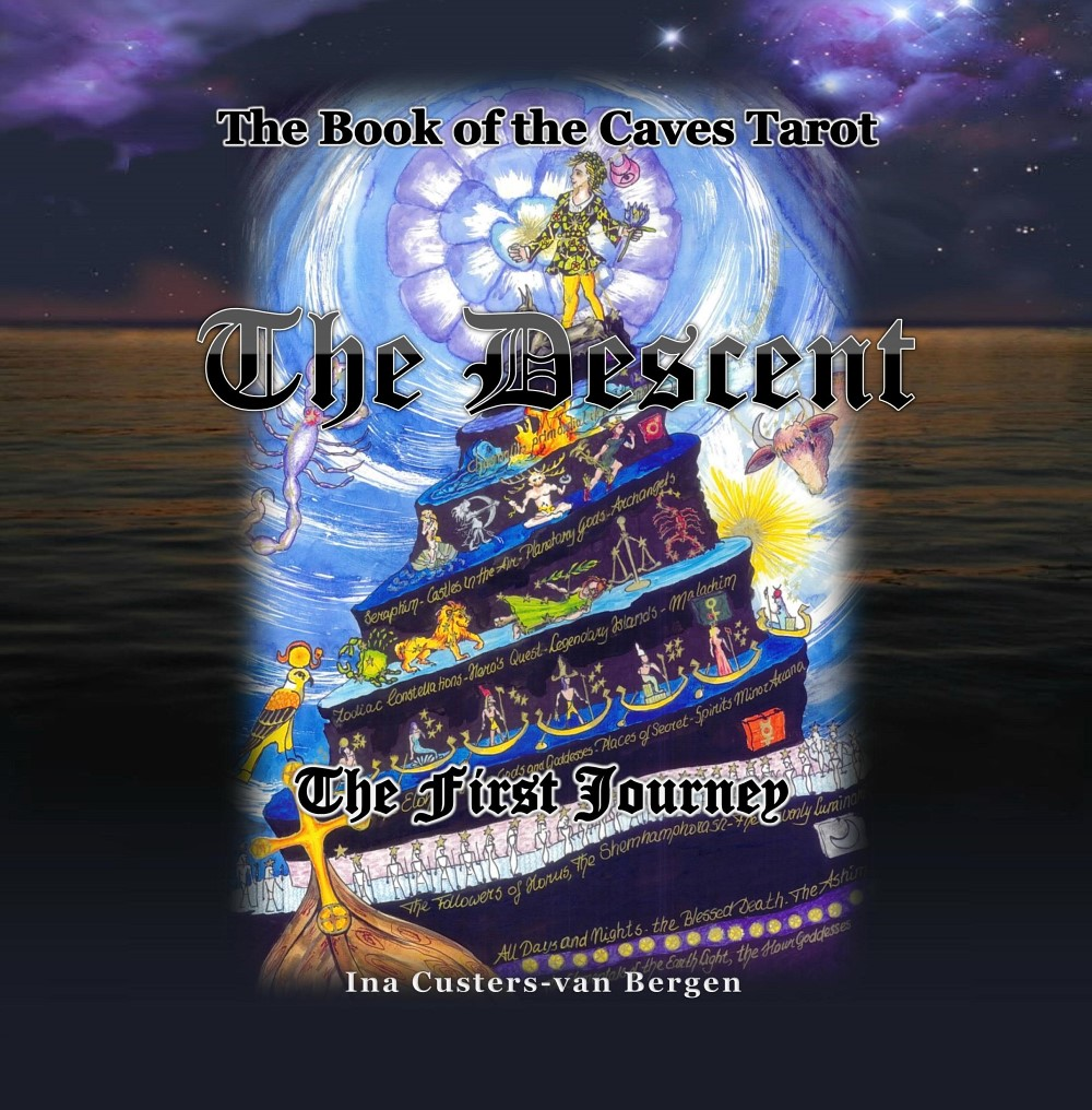The Descent – The First Journey Ina Custers