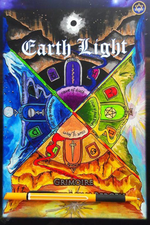 Notebook: Earth Light